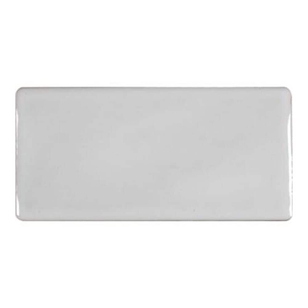 """MS International Whisper White 3"""" x 6"""" Glazed Porcelain Tile, , large"""