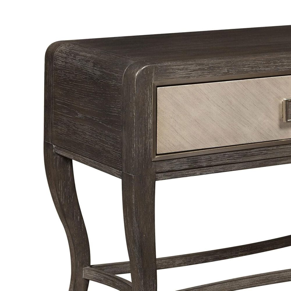 Accentric Approach City Chic Benton Nightstand in Multi, , large
