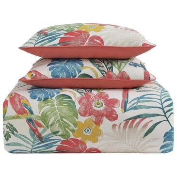 Pem America Coco Paradise 3-Piece Full/Queen Comforter Set in Multi-Color, , large