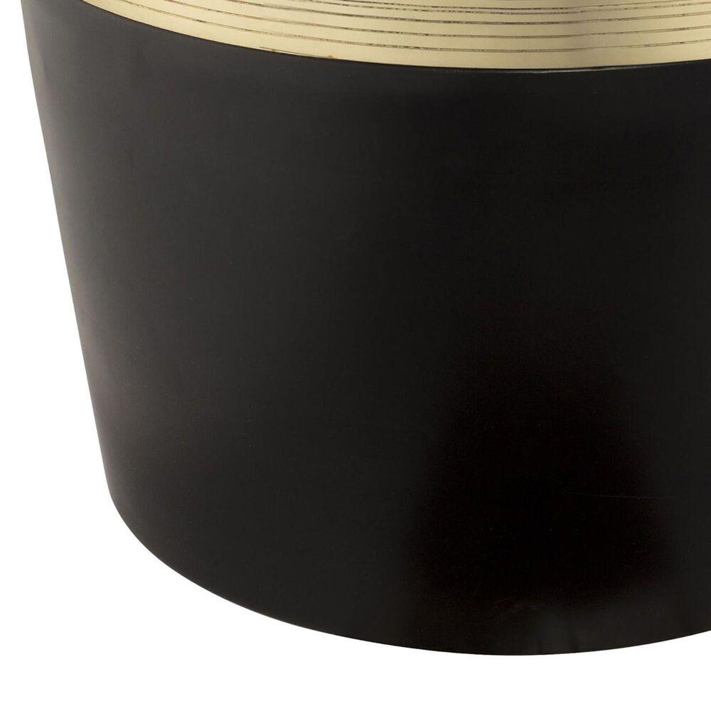 Tov Furniture Jadran Stool in Black, , large