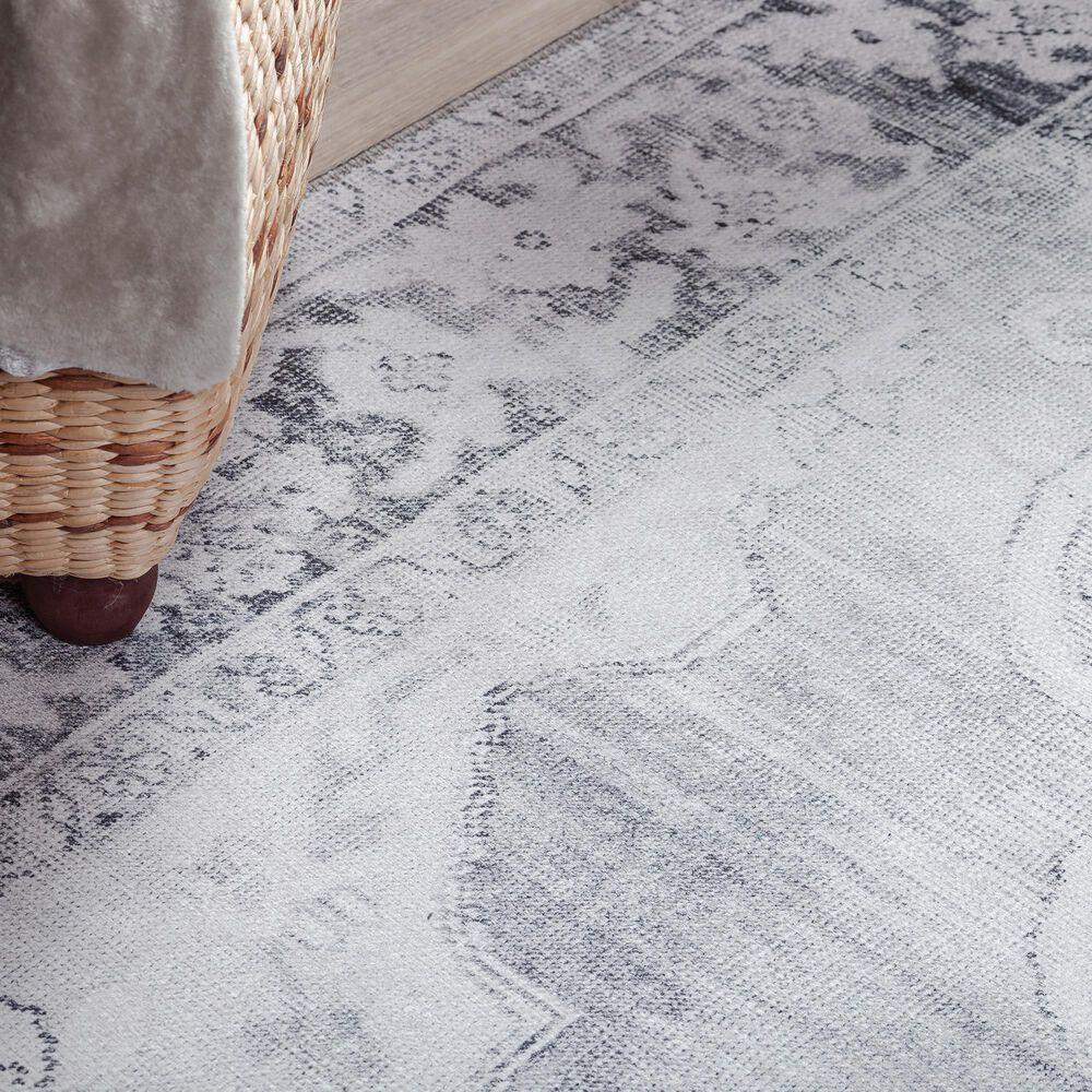"Dalyn Rug Company Amanti AM1 8'6"" x 12'9"" Granite Area Rug, , large"