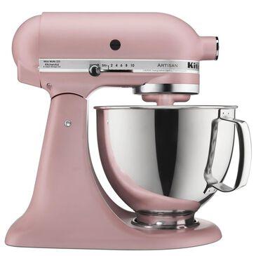 KitchenAid Artisan Series 5 Quart Tilt-Head Stand Mixer in Pink, , large