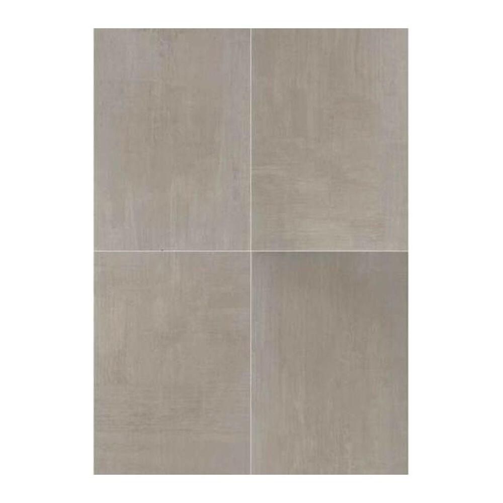 "Dal-Tile Skybridge 4"" x 8"" Ceramic Brick Joint Wall Tile in Gray, , large"