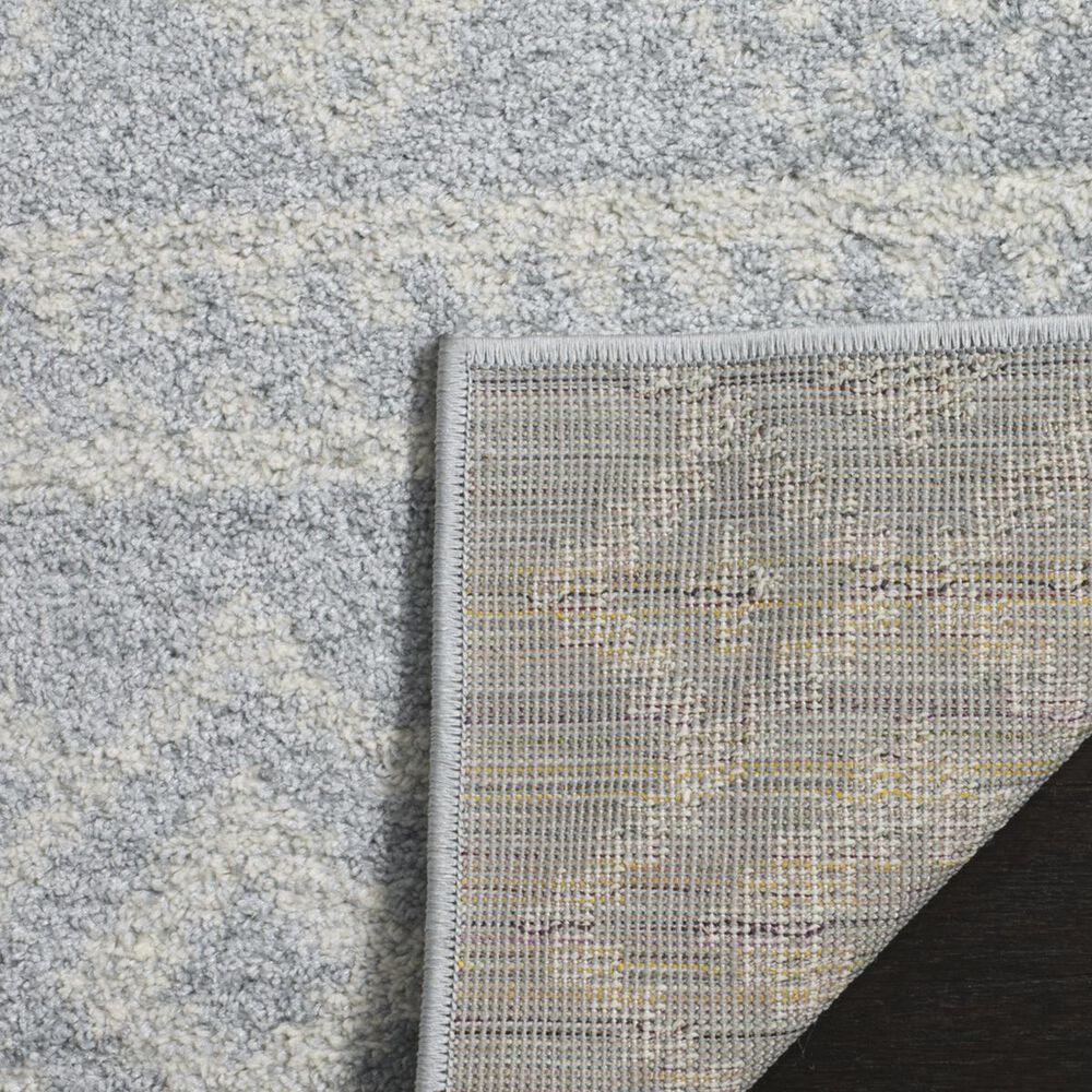 Safavieh Adirondack ADR107T 3' x 5' Slate and Ivory Area Rug, , large