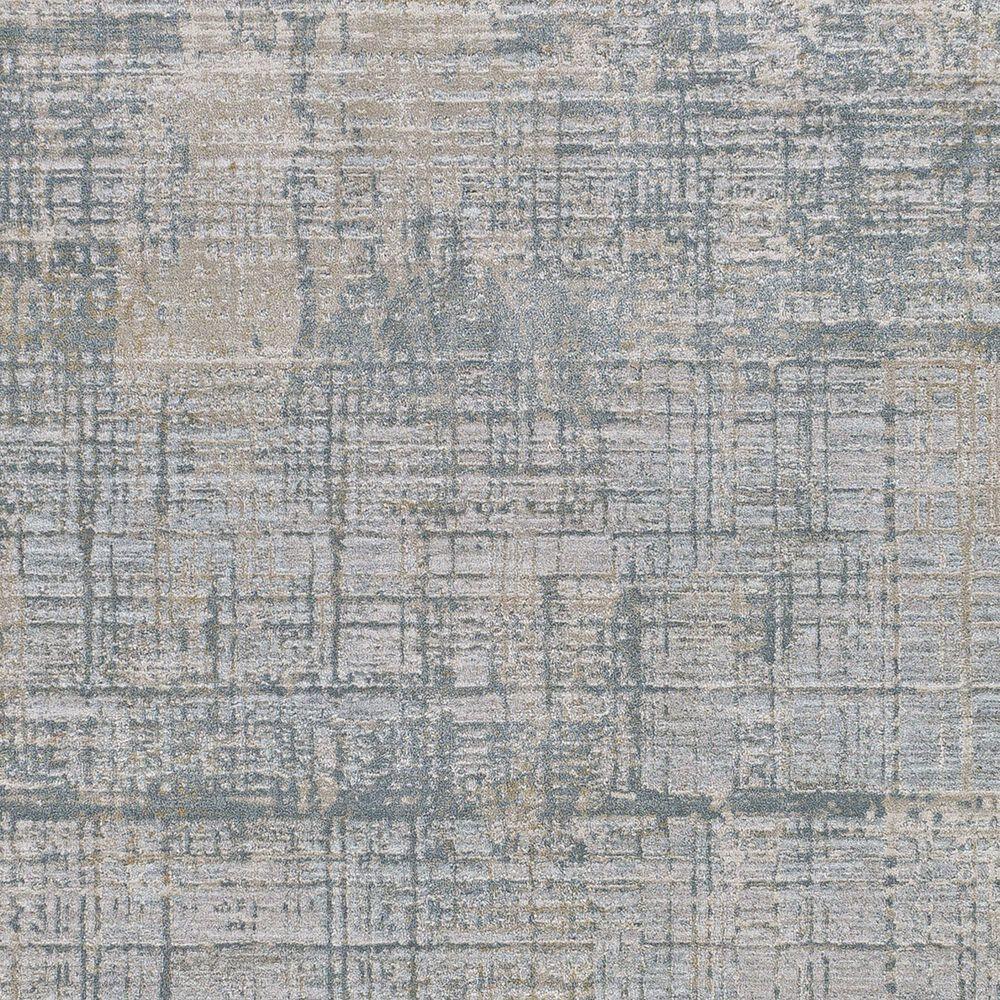Surya Brunswick 10' x 14' Sage, Gray, White and Blue Area Rug, , large