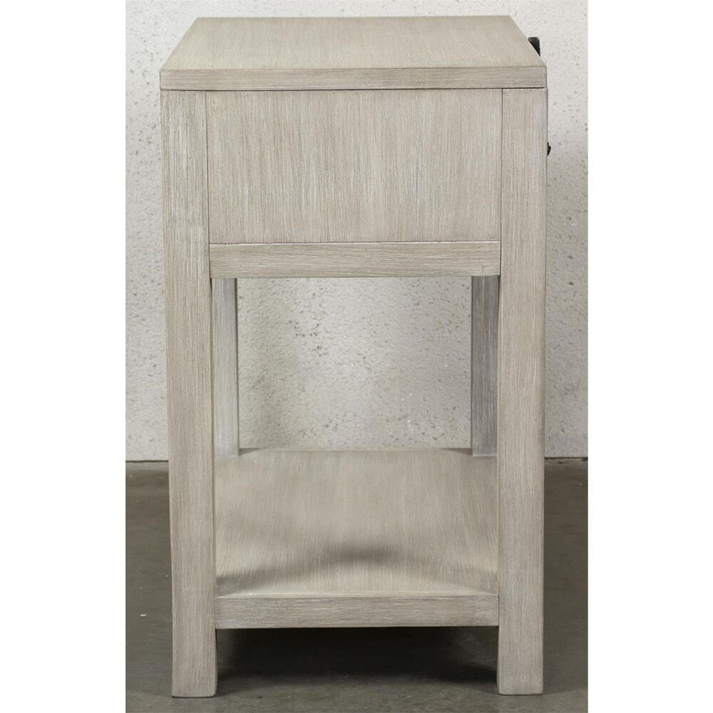 Shannon Hills Cascade 1 Drawer Nightstand in Dovetail, , large