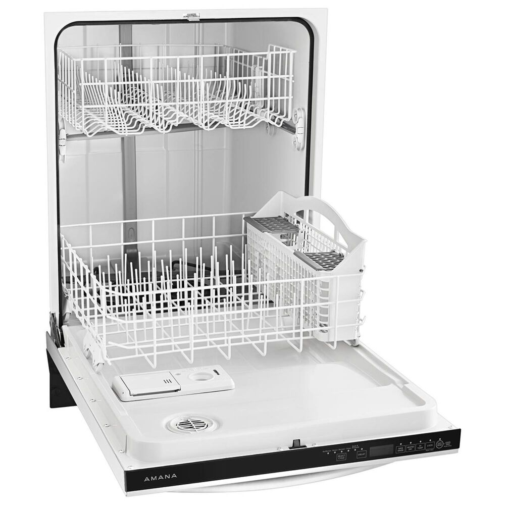 Amana Tall Tub Built In Dishwasher with SoilSense Cycle in Stainless Steel, , large