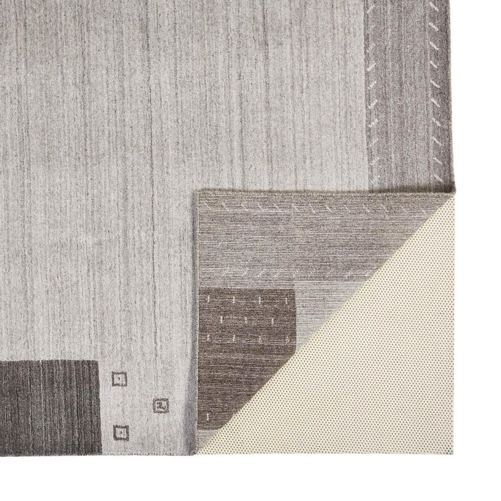 """Feizy Rugs Legacy 7'9"""" x 9'9"""" Light Gray Area Rug, , large"""