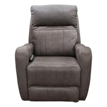 Southern Motion Socozi Power Rocker Recliner with Power Headrest in Graphite, , large