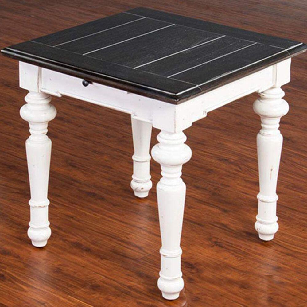 Sunny Designs European Cottage End Table, , large