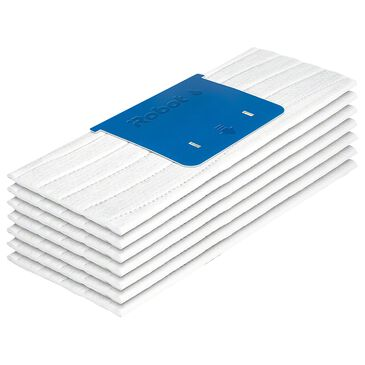 iRobot Braava Jet Wet Mopping Pads in White, , large