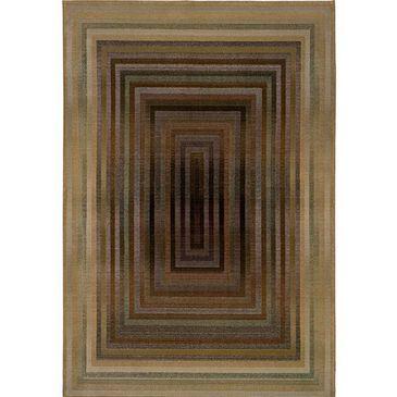 "Oriental Weavers Generations 281J 7'10"" x 11' Tan Area Rug, , large"