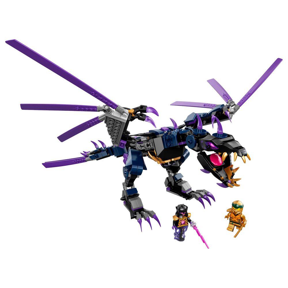 LEGO Ninjago Overlord Dragon Building Toy, , large