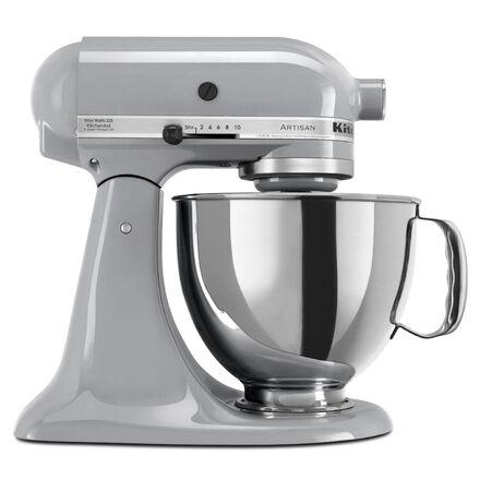 KitchenAid Stand Mixer in gray