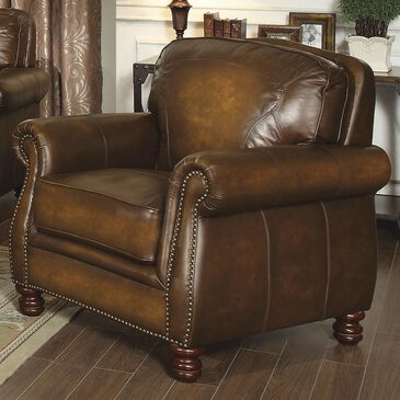 Pacific Landing Montbrook Chair in Brown, , large