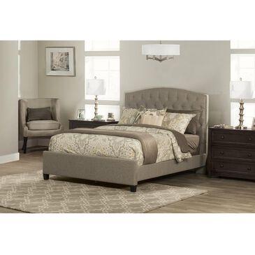 Richlands Furniture Lila King Bed in Natural Herringbone, , large