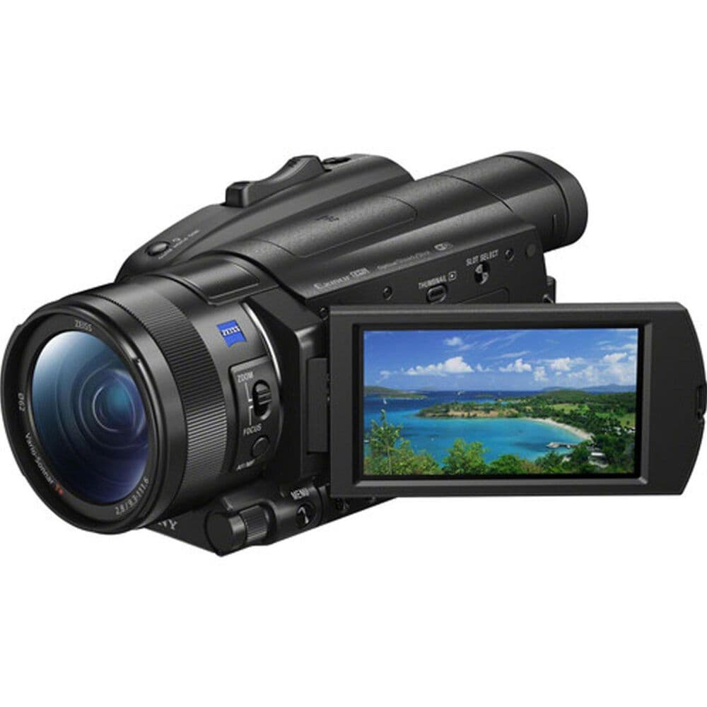 Sony FDR-AX700 4K HDR Camcorder, , large