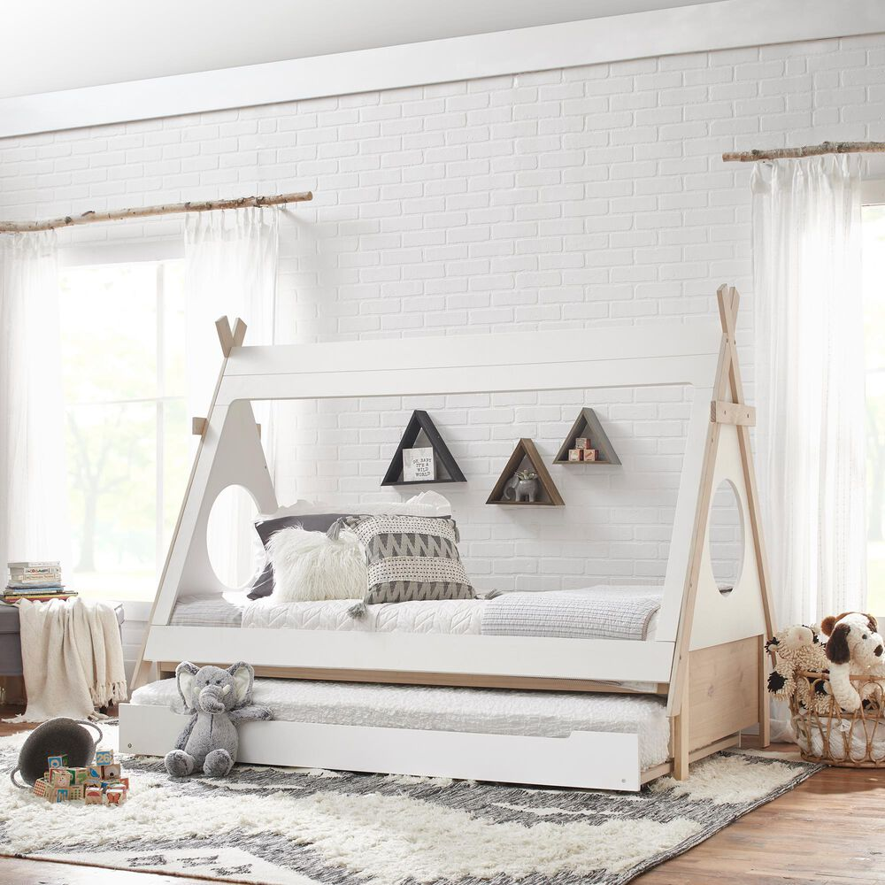 Bivona & Company Sierra Teepee Bed & Trundle, , large