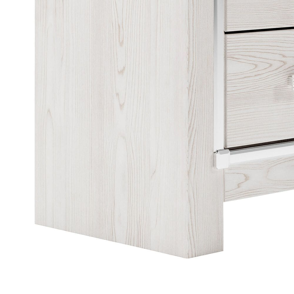 Signature Design by Ashley Altyra 2 Drawer Night Stand in White, , large