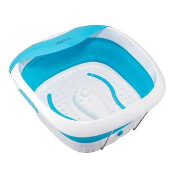 Homedics Collapsible Foot Spa with Heat, , large