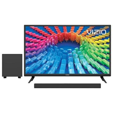 "VIZIO 50"" Class 4K LED HDR - Smart TV with 2.1 Home Theater Sound Bar, , large"