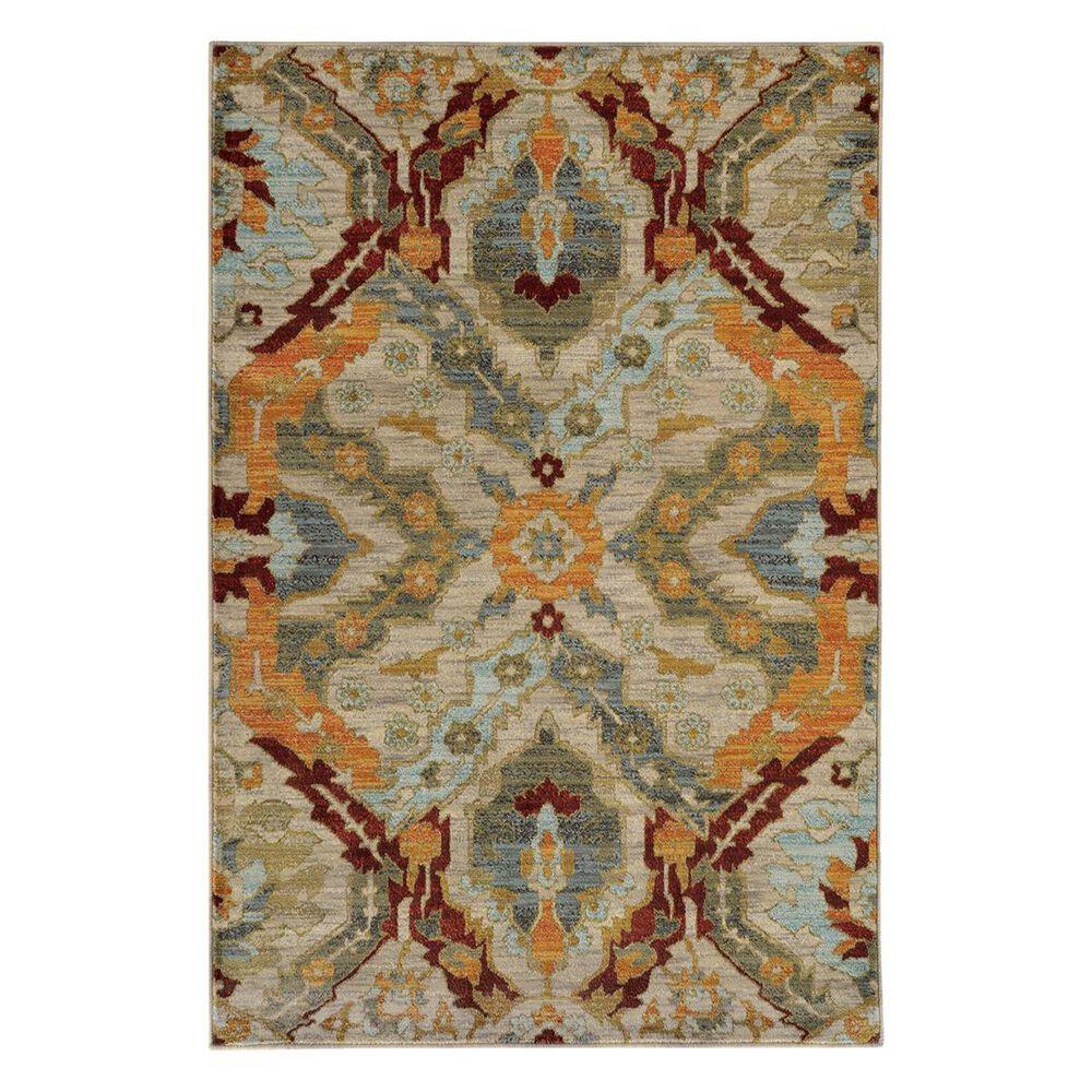 "Oriental Weavers Sedona 6357A 2'2"" x 4'5"" Black Area Rug, , large"