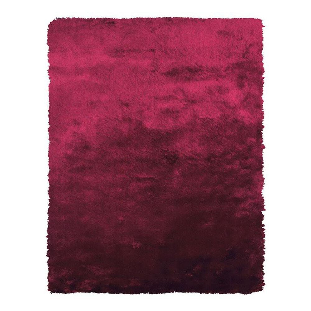 "Feizy Rugs Indochine 4550F 7'6"" x 9'6"" Cranberry Area Rug, , large"