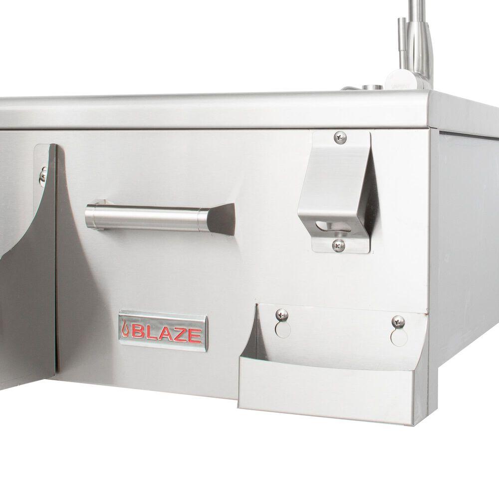 Blaze Beverage Center with Sink, , large