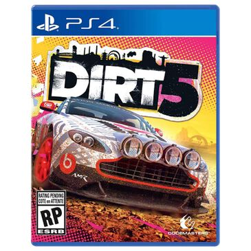 Dirt 5 - PlayStation 4, , large