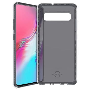 ITSkins Spectrum Clear Case For Samsung Galaxy S10 5g in Black, , large