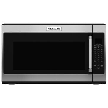 KitchenAid 2.0 Cu. Ft. Over the Range Microwave in Stainless Steel, , large