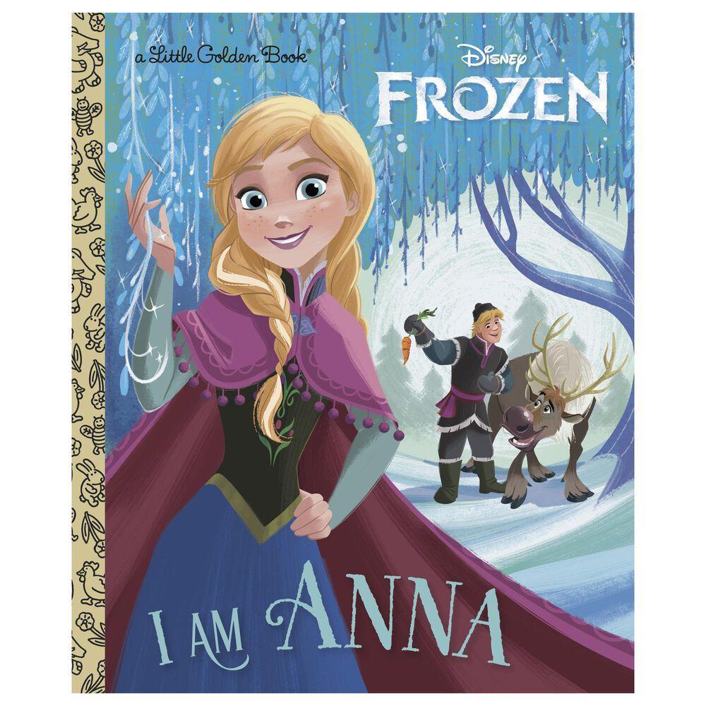 I am Anna, , large