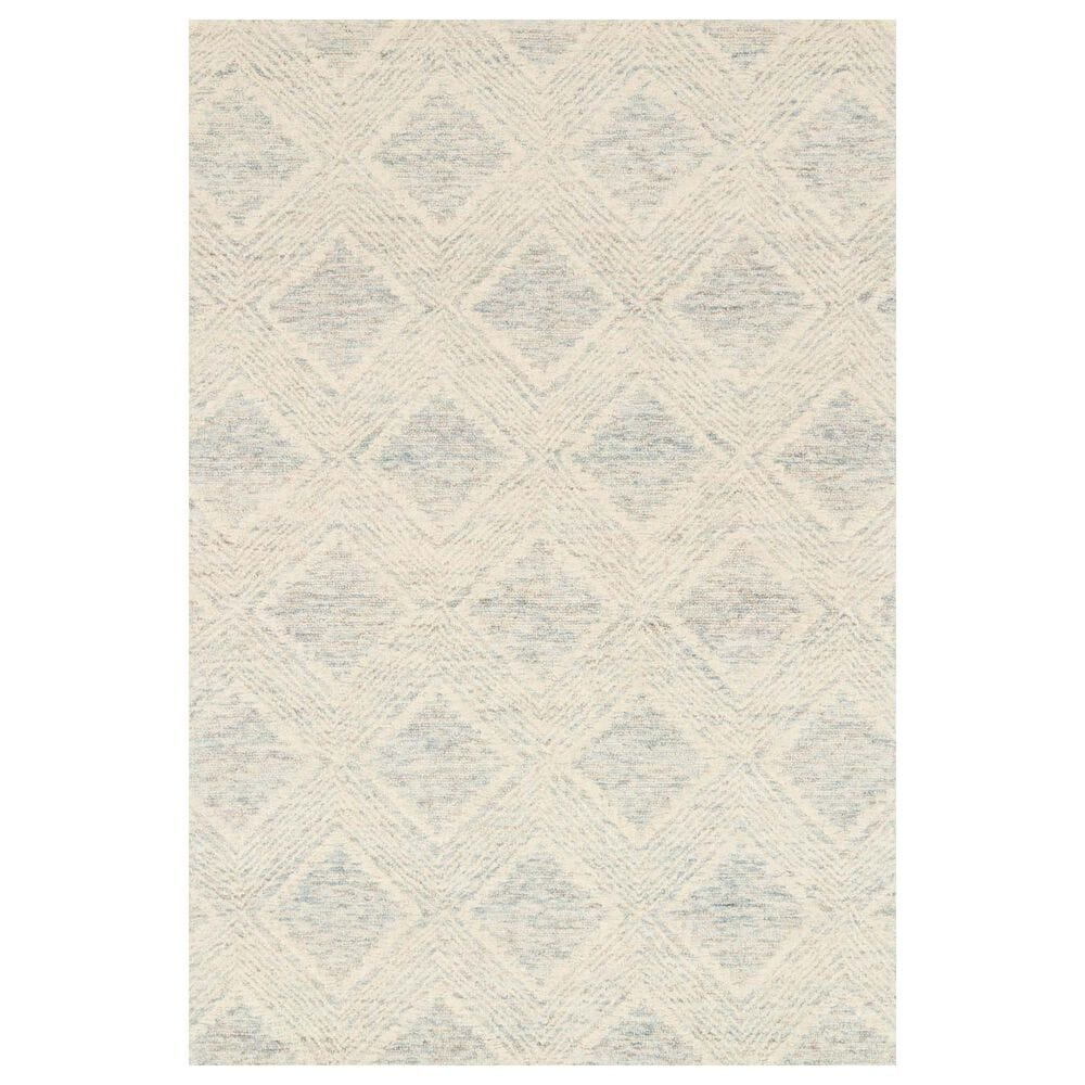 "ED Ellen DeGeneres Crafted by Loloi Kopa 9'3"" x 13' Slate and Ivory Area Rug, , large"