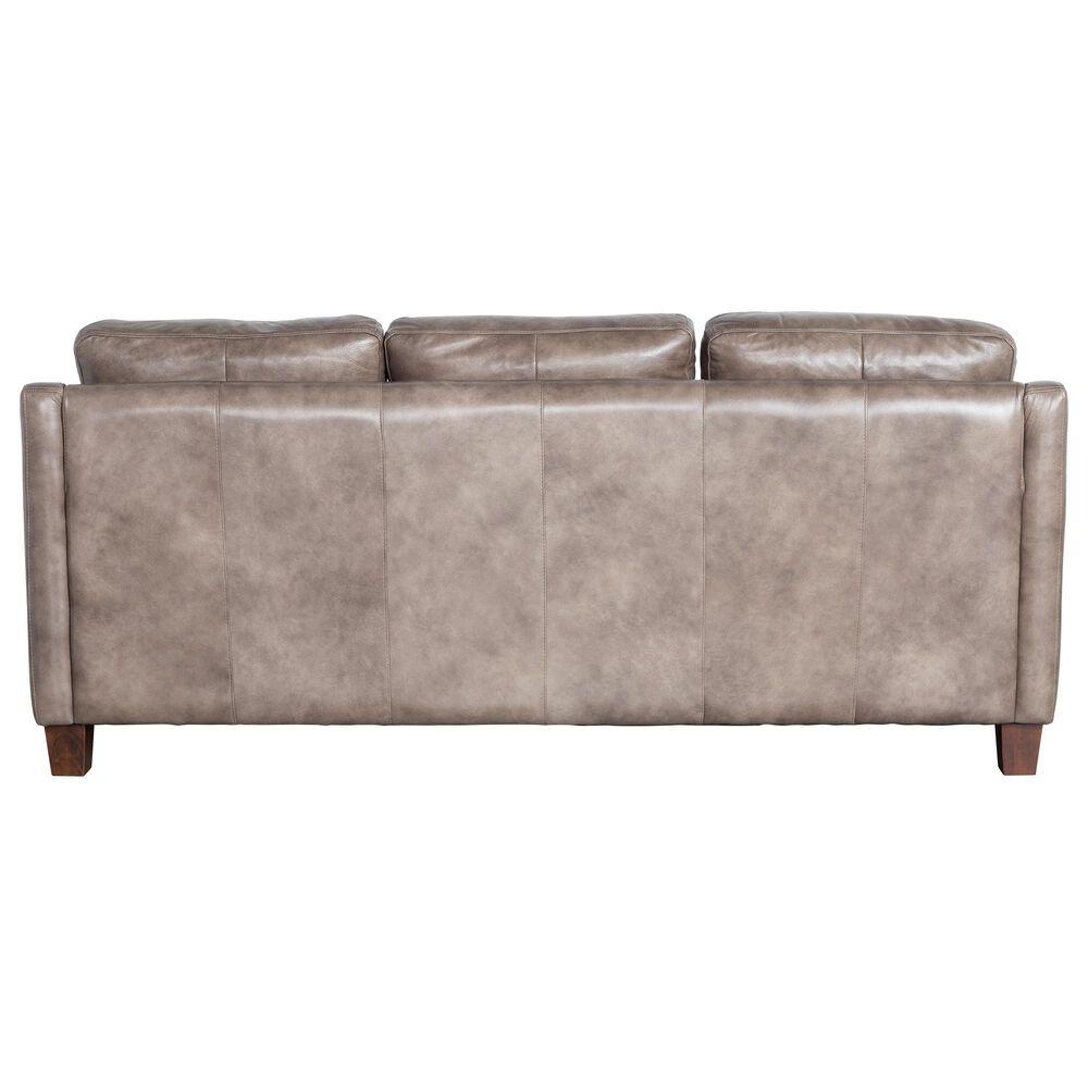 Vintage Leather Hulu Leather Sofa in Fellside Gray, , large