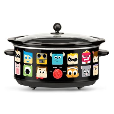 Disney Pixar 7-Quart Slow Cooker, , large