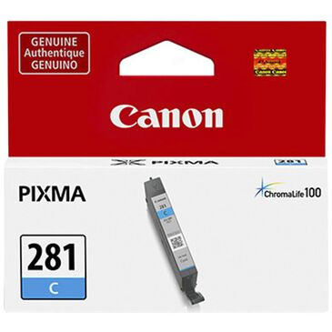 Canon CLI-281 Cyan Ink Cartridge, , large