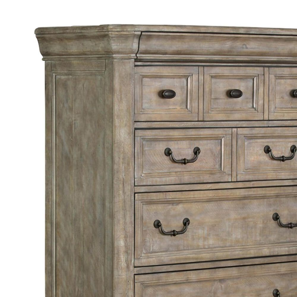 Nicolette Home Tinley Park Chest in Dovetail Grey, , large