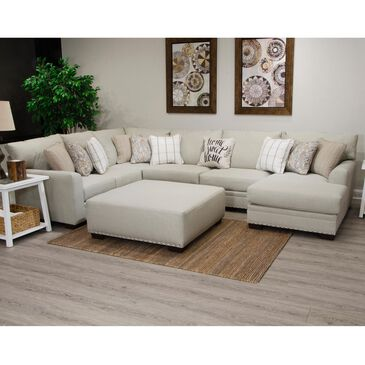 Hartsfield Middleton 3-Piece Sectional in Cement, , large