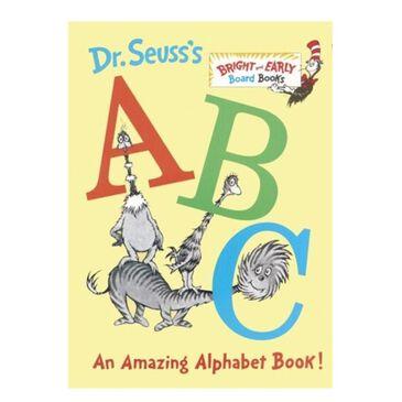 """Dr. Seuss""""s A B C , , large"""