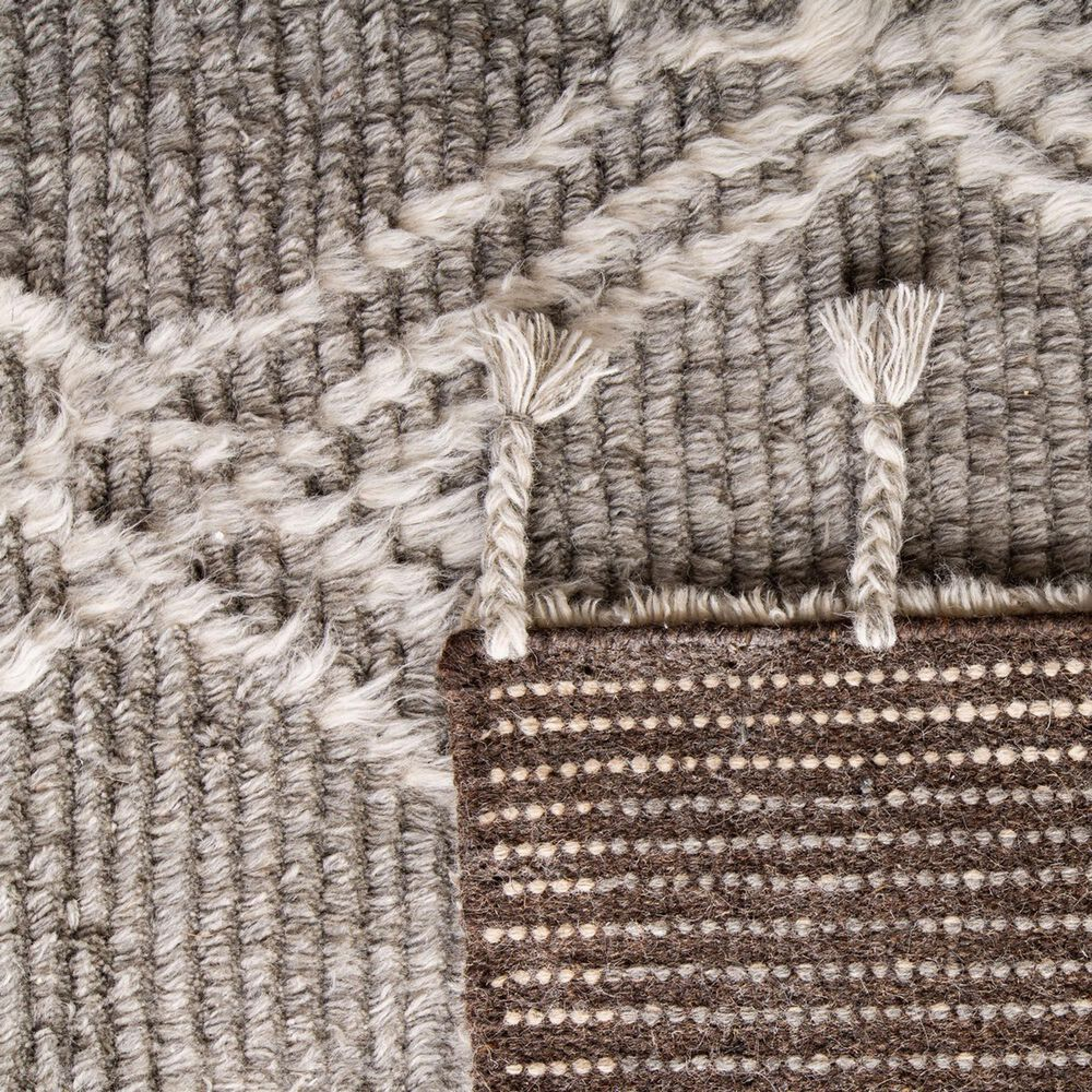Safavieh Casablanca CSB478F 4' x 6' Grey and Ivory Area Rug, , large