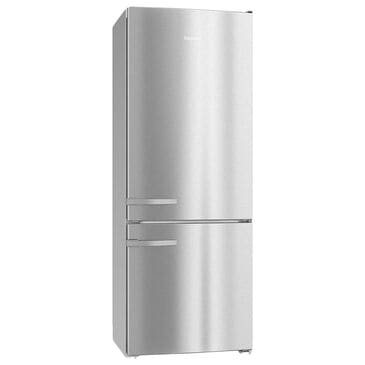 """Miele 30"""" Refrigerator with Bottom Mount Freezer in Stainless Steel, , large"""