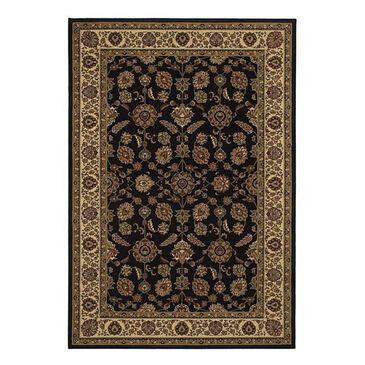 "Oriental Weavers Ariana 271D 7'10"" x 11' Black Area Rug, , large"