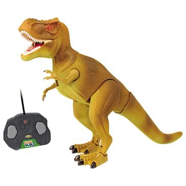 Nkok, Inc WowWorld Radio Controlled T-Rex Toy with Lights, , large