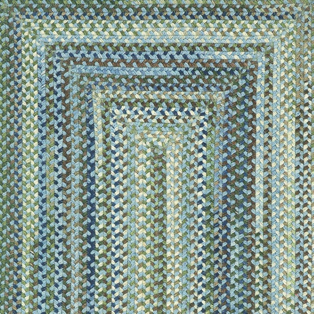 """Capel Homecoming 0048-400 2'3"""" x 4' Sky Blue Area Rug, , large"""