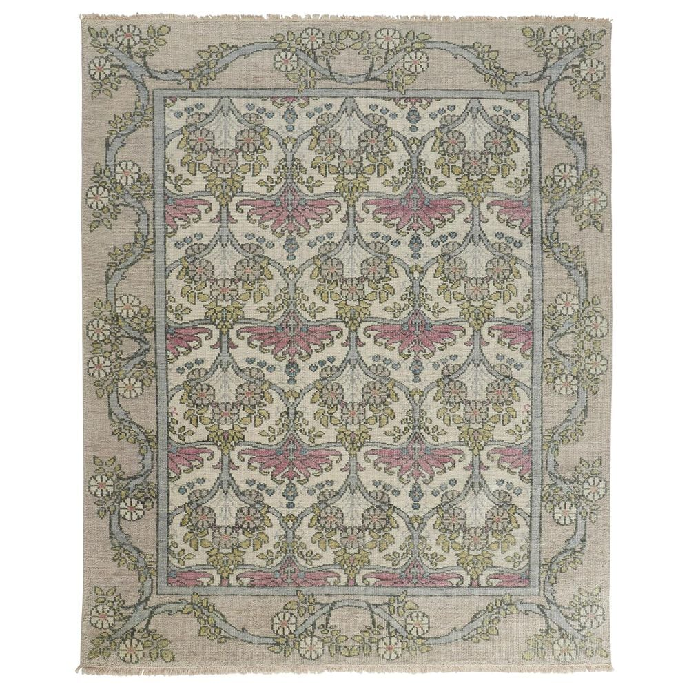 """Feizy Rugs Beall 9'6"""" x 13'6"""" Gray Area Rug, , large"""