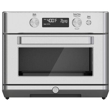 GE Digital Air Fry 8-In-1 Toaster Oven in Stainless Steel, , large