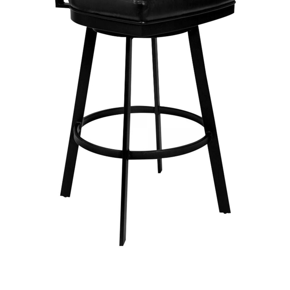 """Blue River Frisco 26"""" Counter Height Barstool in Vintage Black, , large"""