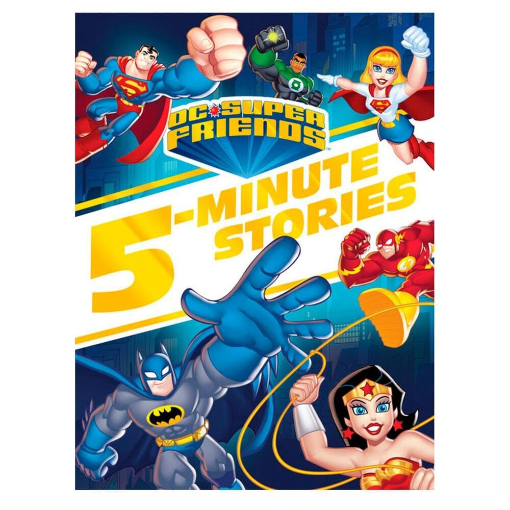 DC Super Friends 5-Minute Story Collection, , large