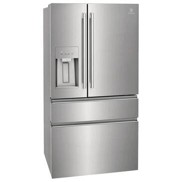 Electrolux 21.8 Cu. Ft. 4-Door French Door Refrigerator in Stainless Steel, , large