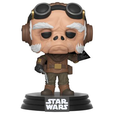 Funko Pop! Star Wars: The Mandalorian Kuiil, , large